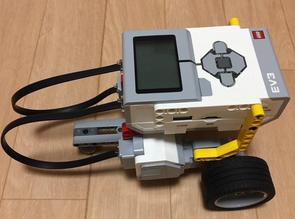 LEGOマインドストームでラジコンを作ってみる【Commander+EV3】