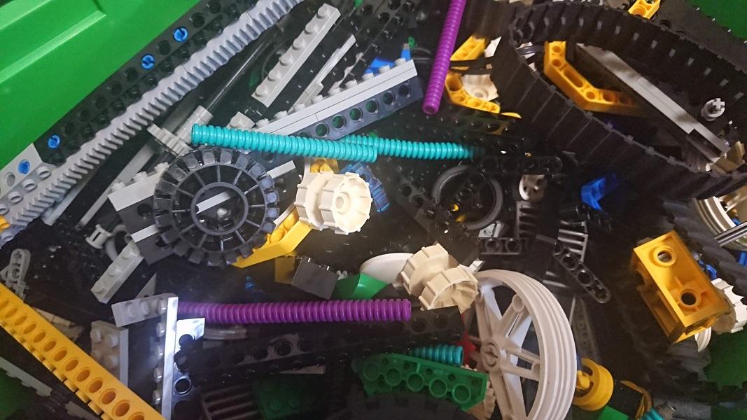 レゴハリボーを作ってみる