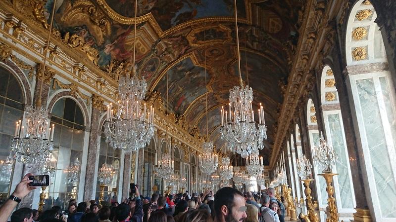 マリーアントワネットを訪ねて【ベルサイユ宮殿】