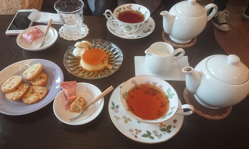 富山でアフタヌーンティーを楽しめるメイドカフェ!【喫茶メルト】