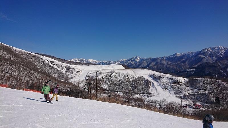 雪不足だけど白馬までスノボに行ってきた【2019-2020シーズン】