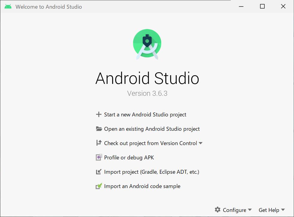 Androidアプリを作ってみよう【環境構築~Hello world】