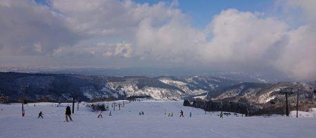 超ワイドなセントラルゲレンデ!牛岳温泉スキー場に行ってみた【2020-2021シーズン】